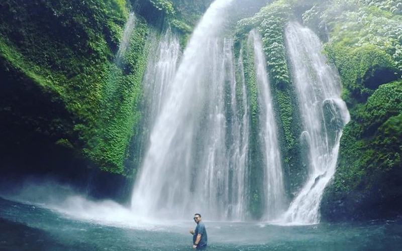 Air Terjun Senaru